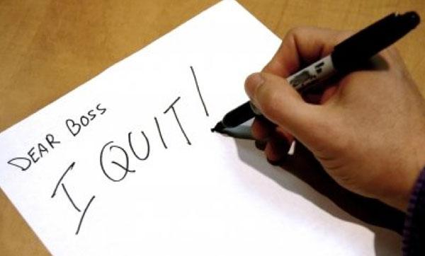 Sample resignation letter format for leaving without reason sample resignation without reason resignation letter spiritdancerdesigns Images