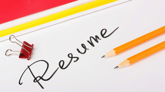 resume writing tips - Tips To Write A Good Resume